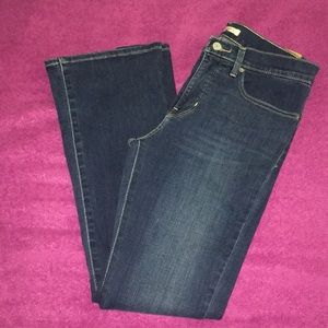 Levi's 315 Shaping Bootcut Hi-rise Jeans Size 30